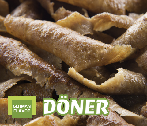The Döner Kebab is the number one fast food of Germany. Doner Konner The best doner Kebab you can ever eat outside of Germany !!!